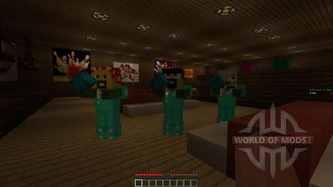 Bowling pour Minecraft