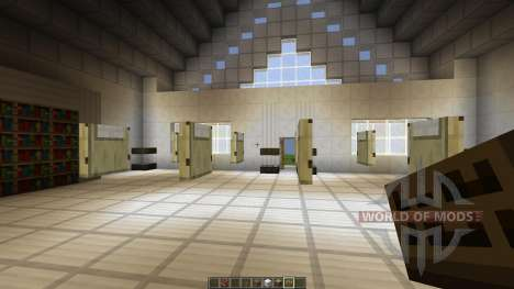 Secret Self-Destruct House für Minecraft