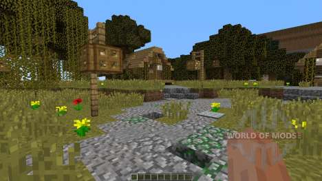 Minecraft Zombie Survival Map pour Minecraft