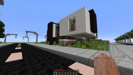 DJ Town für Minecraft