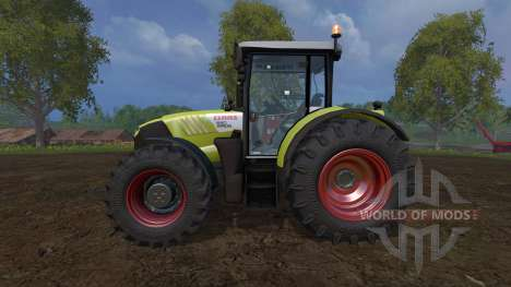 CLAAS Arion 650 v2.0 pour Farming Simulator 2015