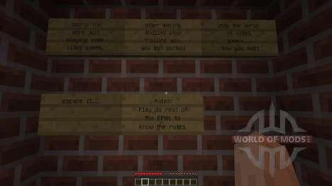 EPM 4: Game Edition pour Minecraft