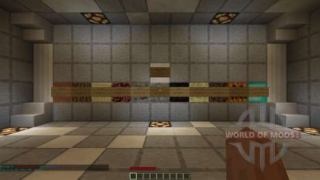 Triple Digits Arena [1.8][1.8.8] pour Minecraft