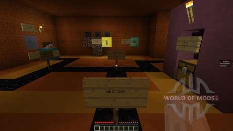 Maze of Anubzareth pour Minecraft
