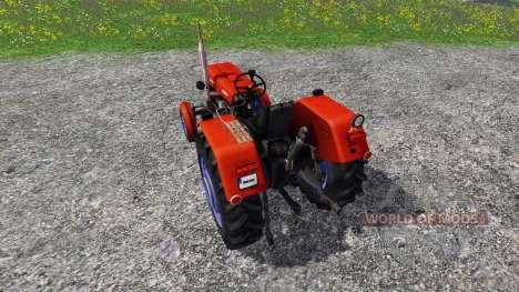 Ursus C-330 unusual pour Farming Simulator 2015
