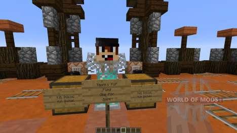 ParkourRaceMesaColor pour Minecraft