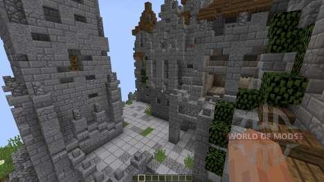 Honghome Castle [1.8][1.8.8] für Minecraft