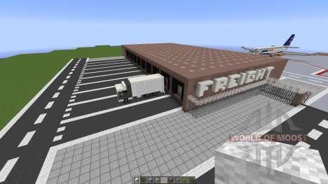Fort Pierce Regional Airport pour Minecraft