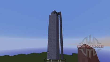 SpaceShip für Minecraft