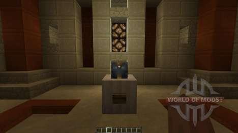 Connect Four Minecraft Sand Version [1.8][1.8.8] pour Minecraft