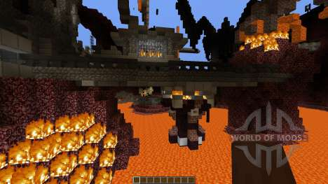 Prison of the Nether Monsters pour Minecraft