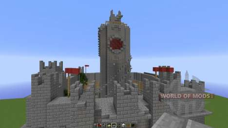 Charleston Castle pour Minecraft