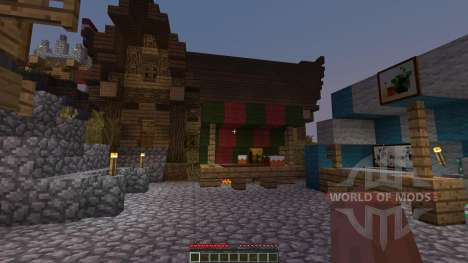 Viking Village [1.8][1.8.8] für Minecraft