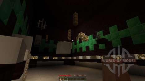 Herobrine Parkour Map 1 pour Minecraft