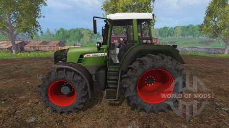 Fendt 930 Vario TMS v2.5 für Farming Simulator 2015