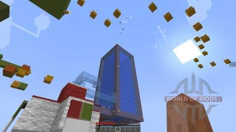 Colored Clay Parkour [1.8][1.8.8] für Minecraft