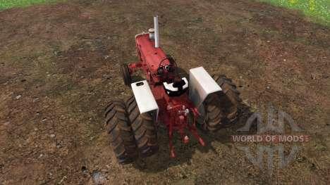 Farmall 1206 dually pour Farming Simulator 2015