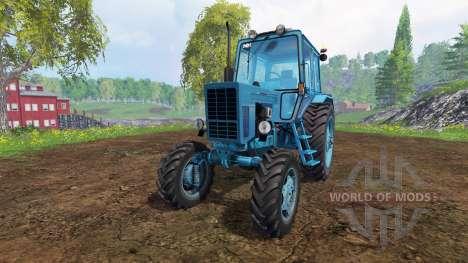 MTZ-82 [modifier] pour Farming Simulator 2015