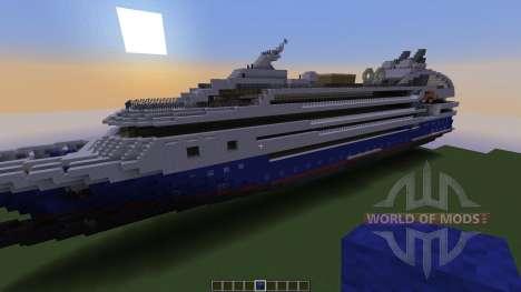 Persönliche version Der Borealen für Minecraft
