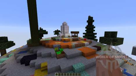 Skyspheres Survival pour Minecraft