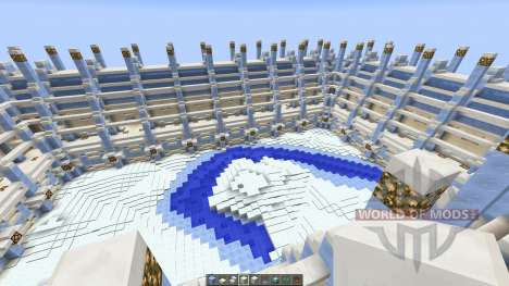 Ice Palace Arena pour Minecraft