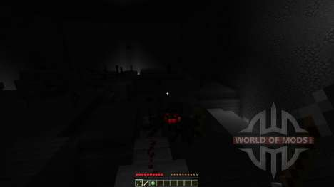 Slender Asylum 8 Levers für Minecraft
