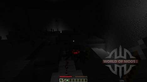 Slender Asylum 8 Levers pour Minecraft