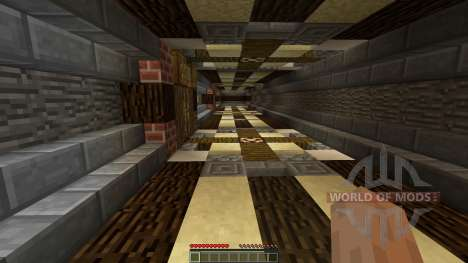 Lucky Wars Lucky Block SkyWars [1.8][1.8.8] pour Minecraft