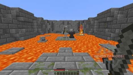 Dungeon room pour Minecraft