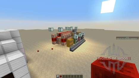 Banner Clock pour Minecraft