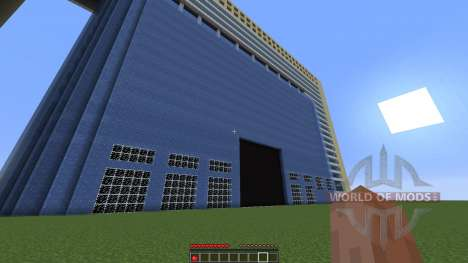 World Trade Center Santiago Chile pour Minecraft