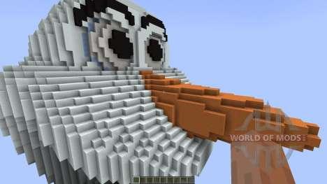 Disney Frozen Olaf [1.8][1.8.8] pour Minecraft