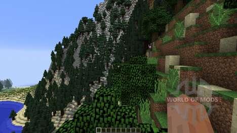Lost Summit pour Minecraft