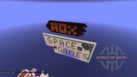 Space Games für Minecraft