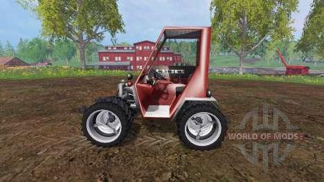 Aebi TT50 v0.8 pour Farming Simulator 2015