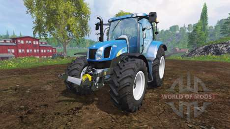 New Holland T6040 pour Farming Simulator 2015