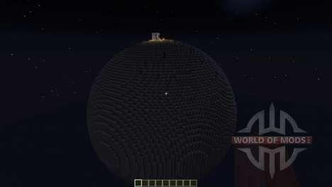 Moon Survival Will you survive für Minecraft