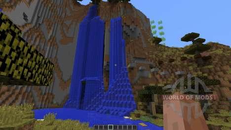 Jump Jump and Away für Minecraft