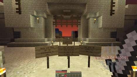 Sethia An Ancient Egyptian City [1.8][1.8.8] pour Minecraft