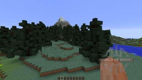 Orrenholm pour Minecraft