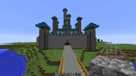 Castle and Village pour Minecraft