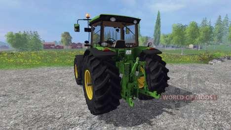 John Deere 7930 v3.0 pour Farming Simulator 2015