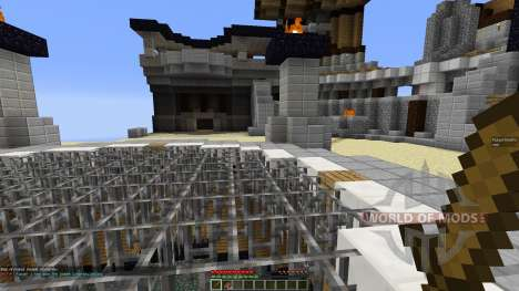 PvP with Power-ups pour Minecraft