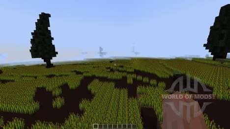 Snowy Peaks of Taiula [1.8][1.8.8] für Minecraft