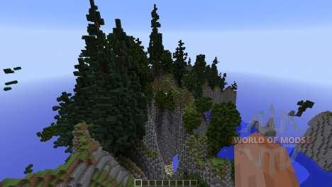 Harbor Island pour Minecraft