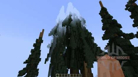 Pine island [1.8][1.8.8] pour Minecraft