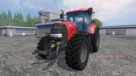 Case IH Puma CVX 160 v3.0 für Farming Simulator 2015