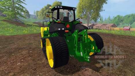 John Deere 9560RT v2.0 pour Farming Simulator 2015