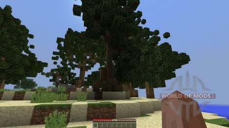 StrandedRaft [1.8][1.8.8] für Minecraft