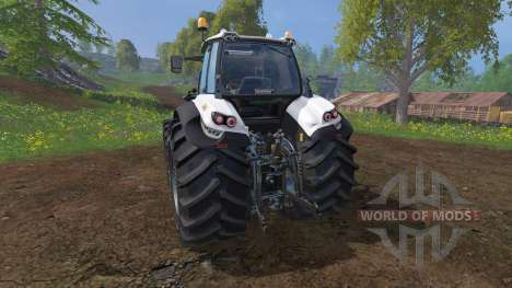 Deutz-Fahr Agrotron 7250 White Edition für Farming Simulator 2015